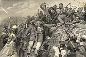 इतिहास १८५७ चा - राष्ट्रीय उठाव